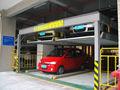 Portable carro estacionamento garagem, sistema de estacionamento, estacionamento garagem
