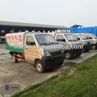 CHANGAN 4*2 Mini Sealed Type Garbage Truck 3m3