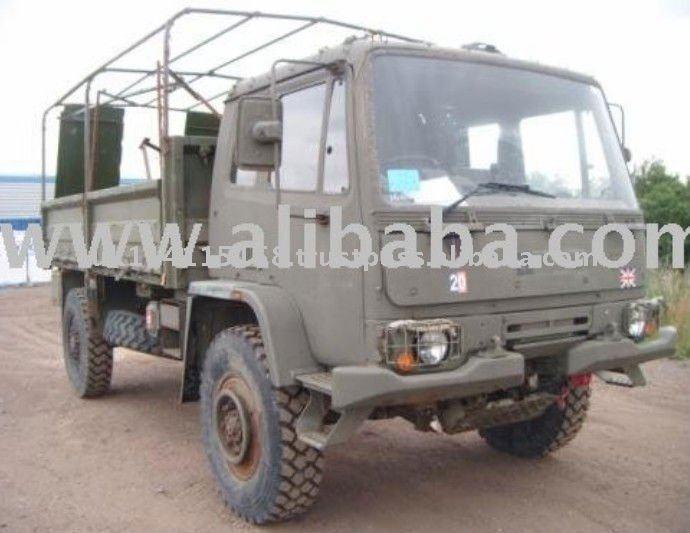 LEYLAND DAF 4X4 Aego Used Trucks