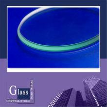 LED cover glass flat
