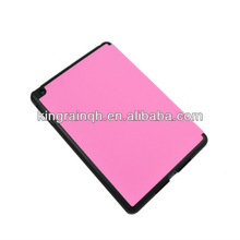Auto Wake / Sleep Smart Cover Leather Case For iPad Mini