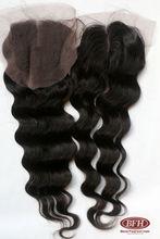 2012 New style,100%Human virgin hair,virgin malaysian hair closure