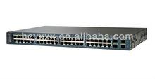 NIB CISCO WS-C3560V2-48TS-E 48 Port PoE w/ 4SFP Layer 3 Managed Ethernet Switch