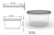 Pote 250ml / Jar 8,5 oz