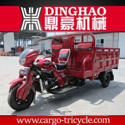 200cc Gasoline China Passsengers Trike Chopper