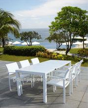 Antik Beyaz jjb7004-t mobilyaları yuvarlak masa