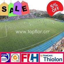 Hot Sale Olive Green UV Resistance Soccer Grass Field