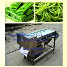 Automatic sea tangle slicer / kelp slicing machine