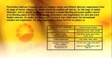 Auxiliary Oil & Polyisobutene & Marine Lubricants