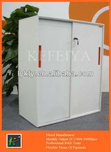 Sliding Door Mini Filing Cabinet