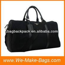 Custom brand canvans travel bag/hand luggage