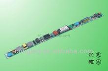 560-700mA EMC CE FCC T8 led tube driver no strobe