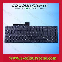 Original Notebook Keyboard For Samsung RF511 Keyboard Replacement RF510 NP-RF510 SF510 NP-SF510 QX530 Series US CNBA5902795ABYNF