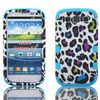 Leopard custom print case for samsung galaxy S3 i9300