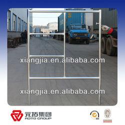 flip lock scaffolding frame