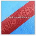1 1/2 pulgadas jacquard de nylon de la moda correa de las correas, el color de las correas de nylon