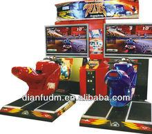 Boys favorite motor race similator driving game machine