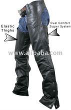 Leather Ladies Advanced Dual Comfort Premium Leather Chaps