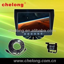 """SHARP 1/3"""" high-resolution CCD Suitable most vehicles 7inc in-car stand-alone car lcd monitor sony"""