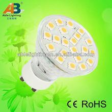 day white gu10 3.1w 12 volt led e26 e27 bulb