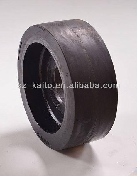 Flatcar Solid Tyre