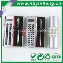 Magic box calculator with ball pen XSDC0148