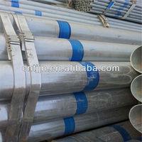 ERW pre galvanized steel pipe stkm13a