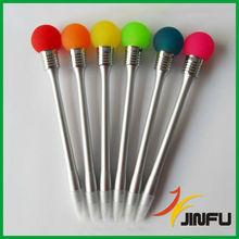 Colorful promotional light ballpen