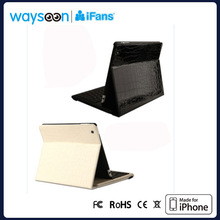 Factory Price Bluetooth Wireless Keyboard Case for iPad 1 2nd 3rd Generation with Good Quanlity