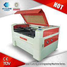 Precise co2 laser cut favor boxes machine price no burnt edge