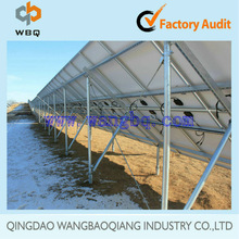 Solar PV Mounting Structure