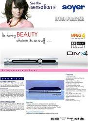 Soyer DVD Player