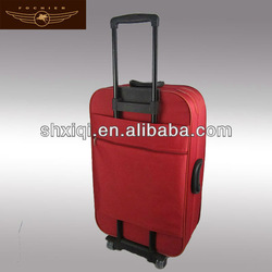 Polyester carry-on trolley luggage in 20' 24' 28'