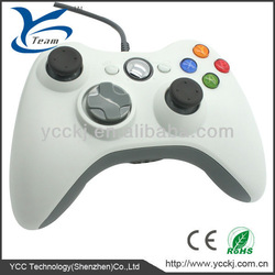 2013 hot sell wired game controller for xbox360 game accessories