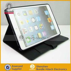 2013 New design case cover for ipad mini, for mini ipad leather cover