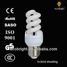 full spiral mini energy saving lamp manufacturer