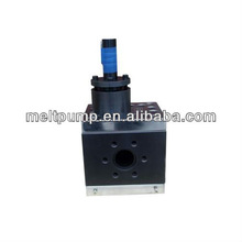 High Temperature Melt Pump for single -twin Screw Extruder