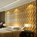 pvc paneles de pared interior de la pared para la decoración del hogar