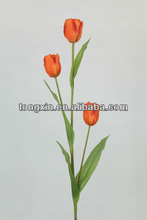 27131P silk flowers wholesale canada natural looking silk organza plantae flower supplier with wholesale price