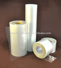 Silicone coated PET release film