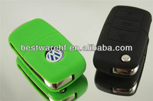 2013 Newest VW golf remote key cover,smart car key silicone cover