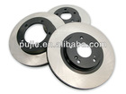 Auto part 280mm disc brake rotor