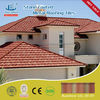 Building material stone coated metal roofing shingles prices
