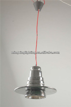 High quality resin pendent lighting modern lamp 70078