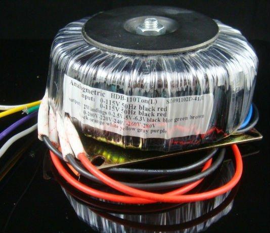Toroidal Power Transformer 100V 110V 115V 200V 220V 230V 240V 260V 280V 300V 320V 340V 360V 380V 400V