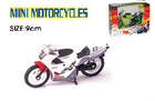 2013 new arrival cheap model toys diecast mini motorcycle