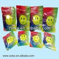mr.happy herbal incense potpourri bags wholesale / 4g 12g mr.happy potpourri bag