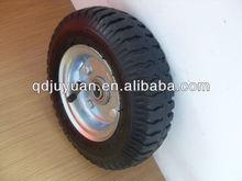 2.50-4 Pneumatic Rubber wheel