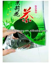 vacuum green Tea bags