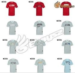Most popular dot 100 polyester t shirt guangdong